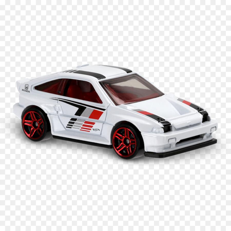 Model Car Honda CR X Hot Wheels