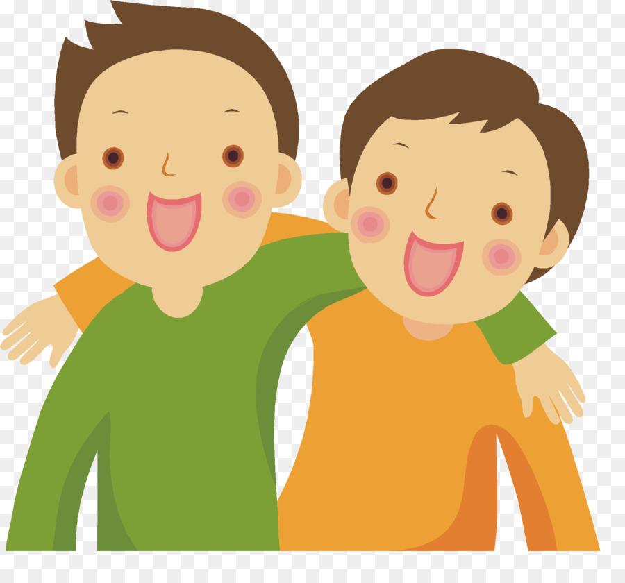 Freundschaft Clipart Freunde Png Herunterladen 20711902