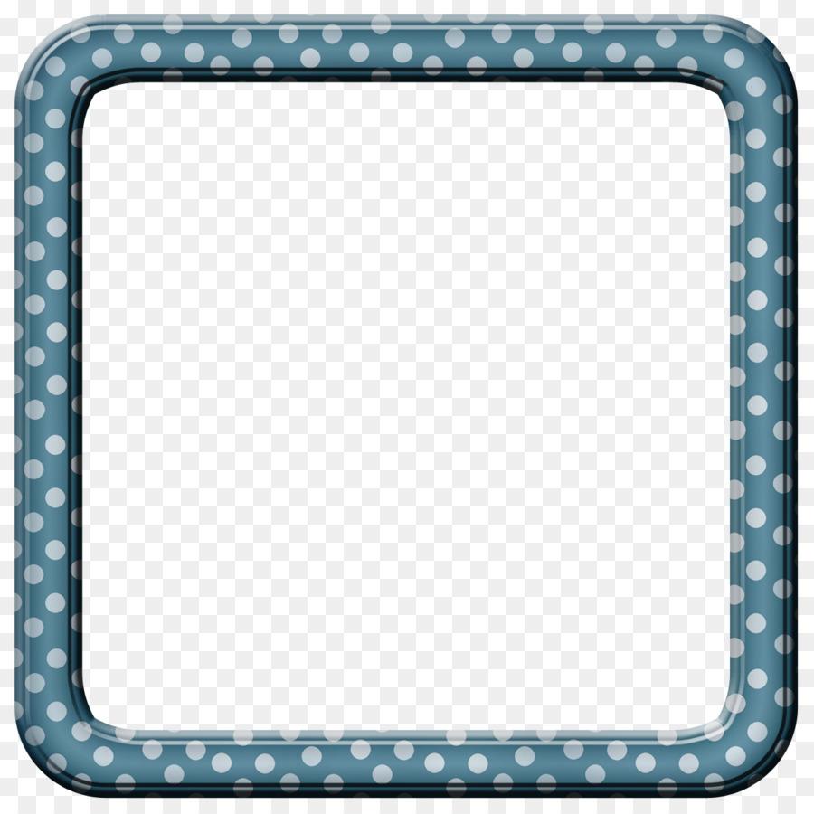 El Papel De Marcos De Cuadros Azul Scrapbooking - marco verde ...