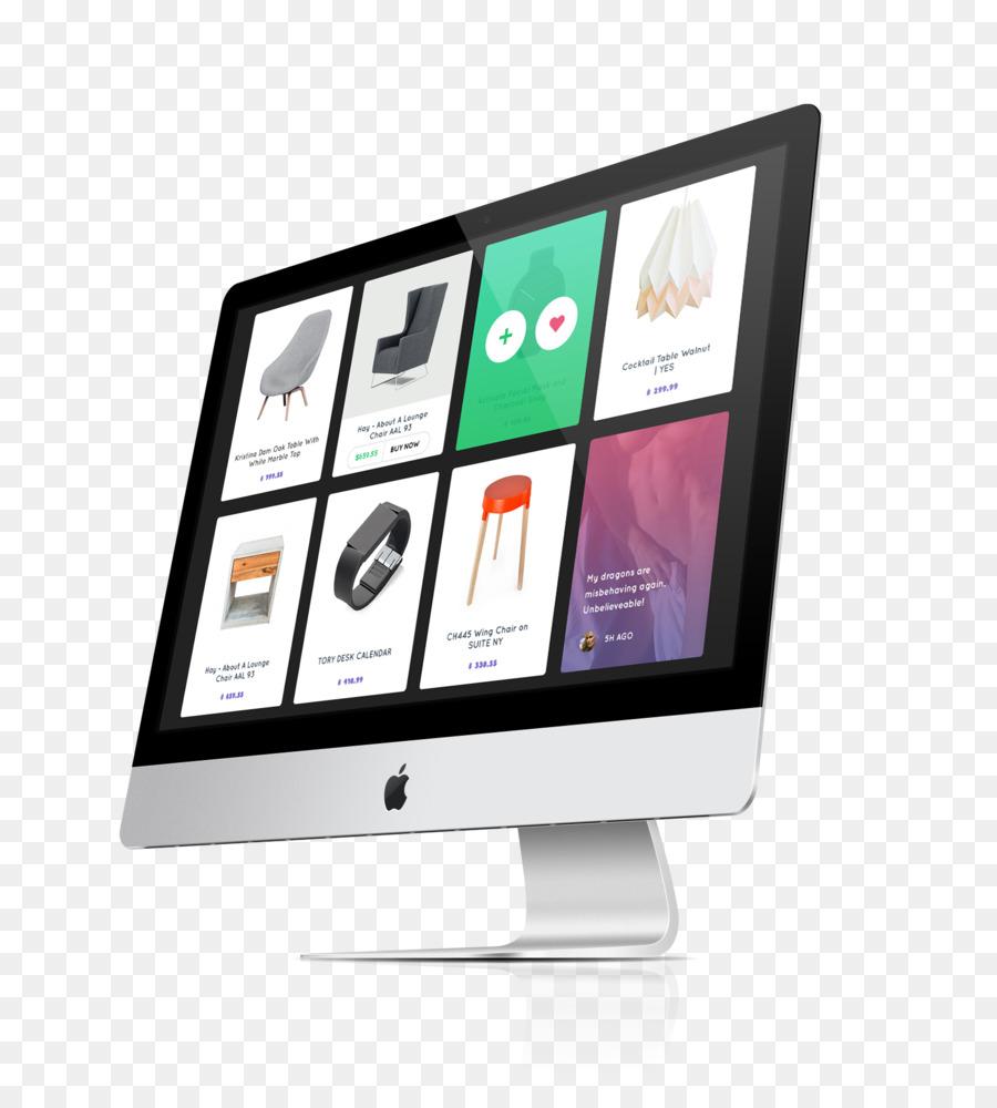 Responsive Web Design Application Computer Software Imac Free Electronic