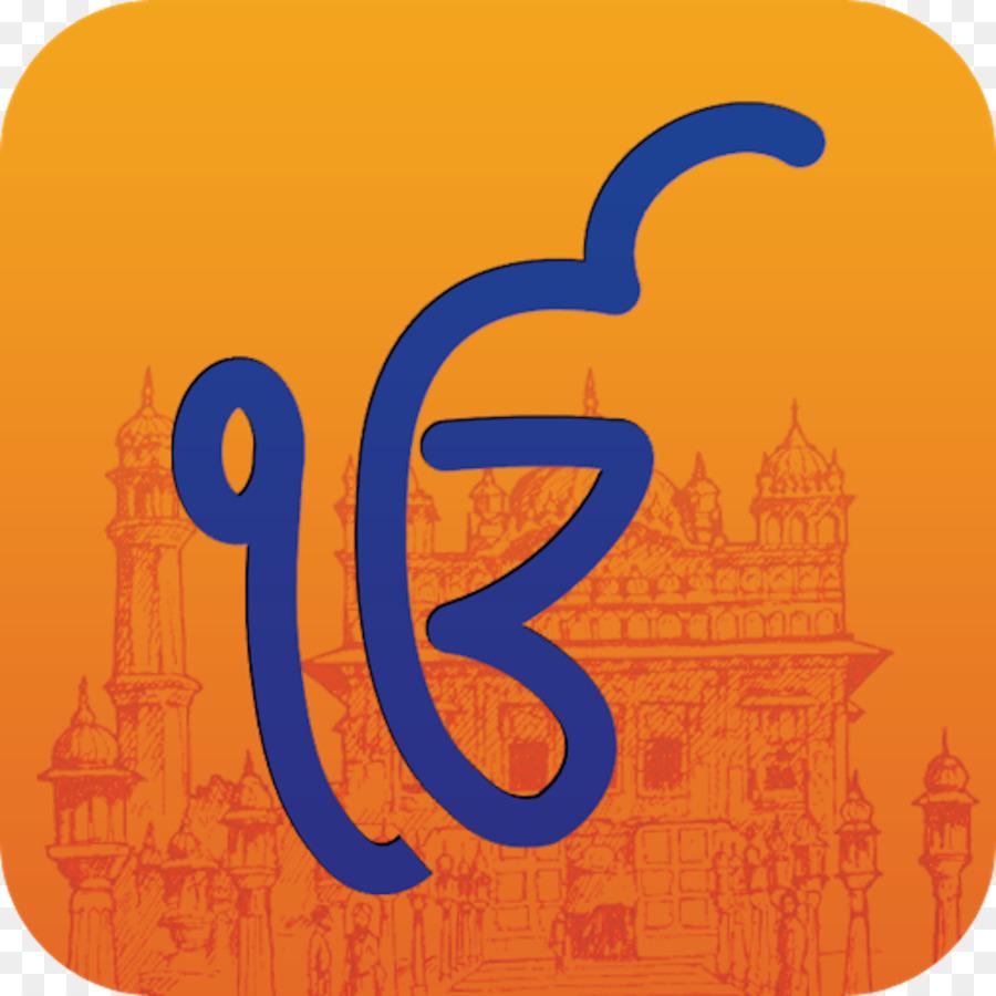 Ik Onkar Khanda Symbol Sikhism Om Gurdwara Png Download 1024