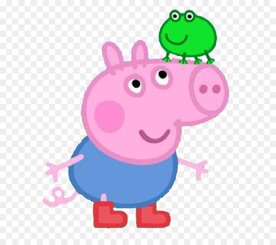 Daddy Pig Pink png download - 719*790 - Free Transparent Daddy Pig
