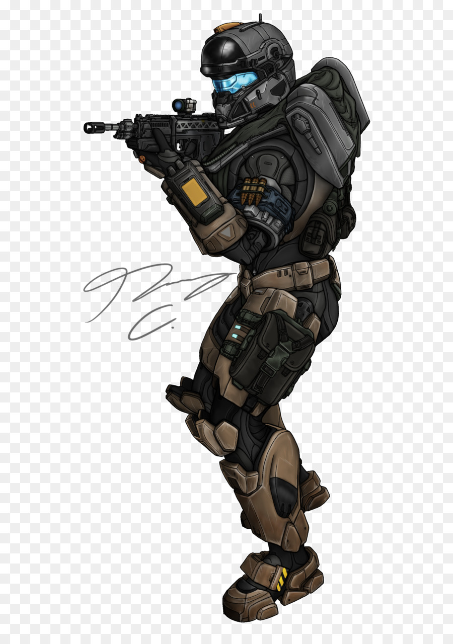 Soldier Cartoon png download - 632*1264 - Free Transparent