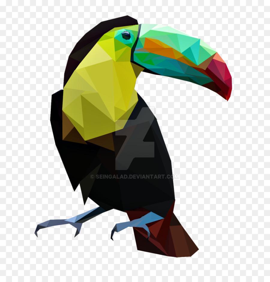 Loro Pájaro Tucán Pintura De Arte - tucán Formatos De Archivo De ...