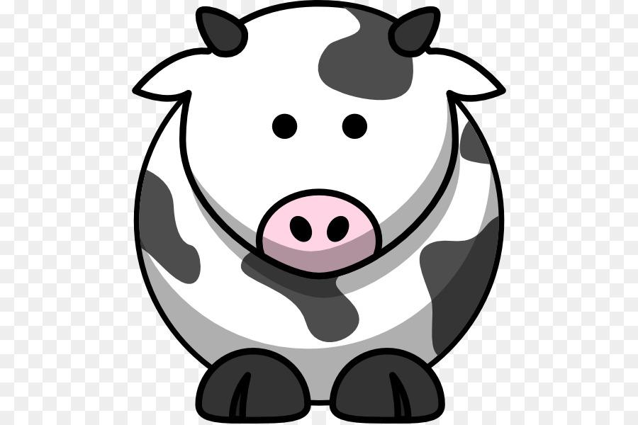 Cattle Cartoon Drawing Clip Art