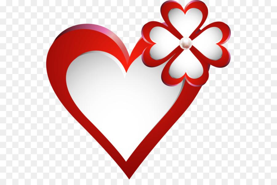 Corazón de san Valentín Clip art - ataque al corazón Formatos De ...