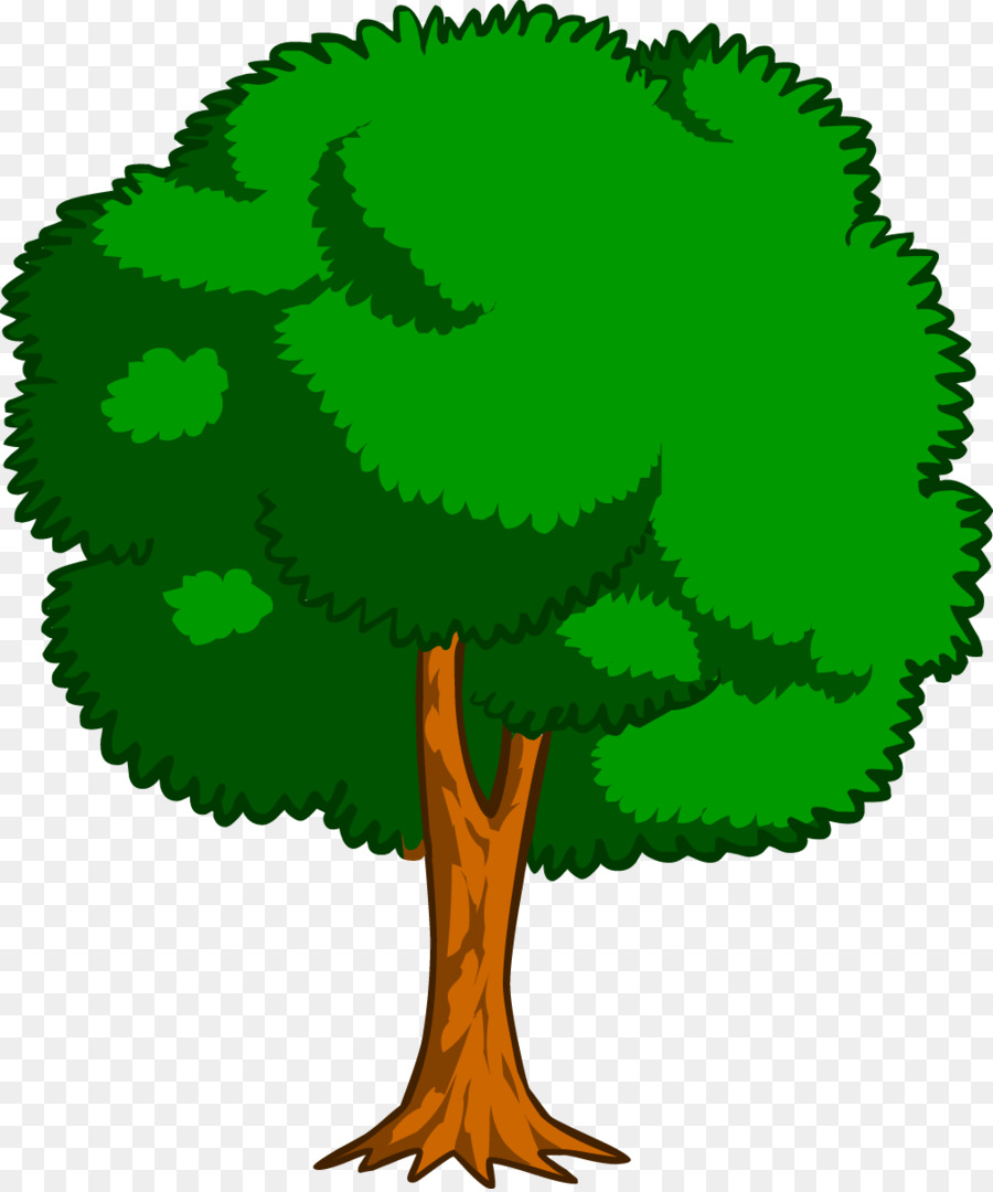 Drawing Trees Cartoon Clip Art