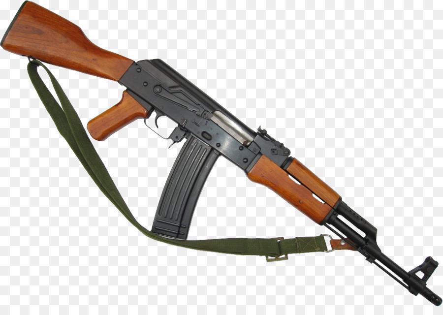 AK 47 Firearm Desktop Wallpaper Clip Art