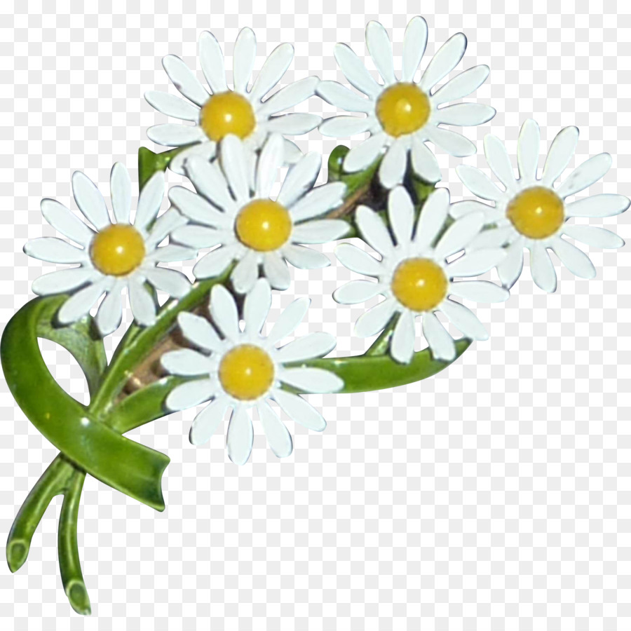 Common Daisy Flower Bouquet Clip Art Daisy Png Download 1490