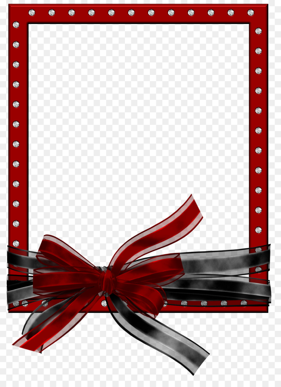 Red Picture Frames Clip art - red border png download - 1920*2606 ...