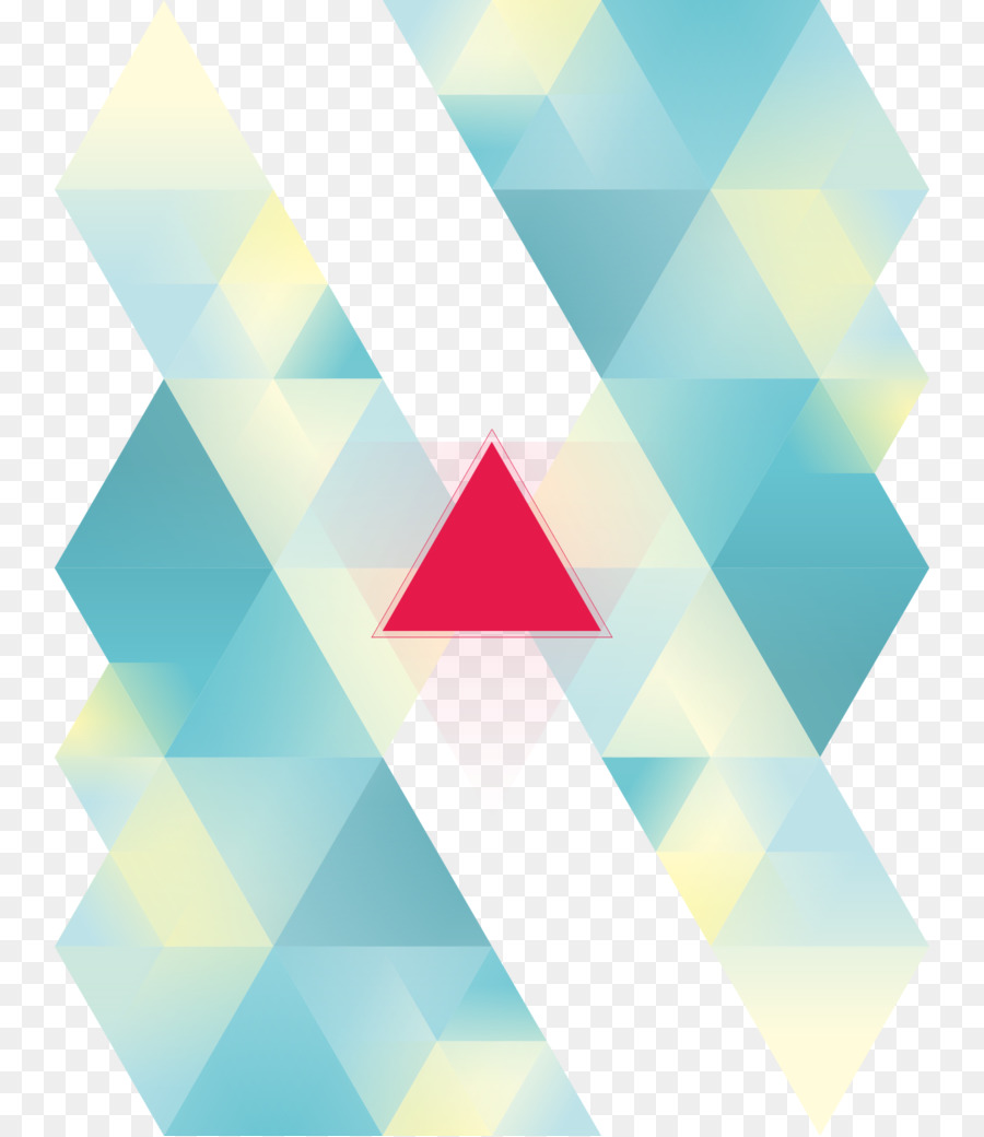 Triangle Abstract Art Desktop Wallpaper Graphic Design