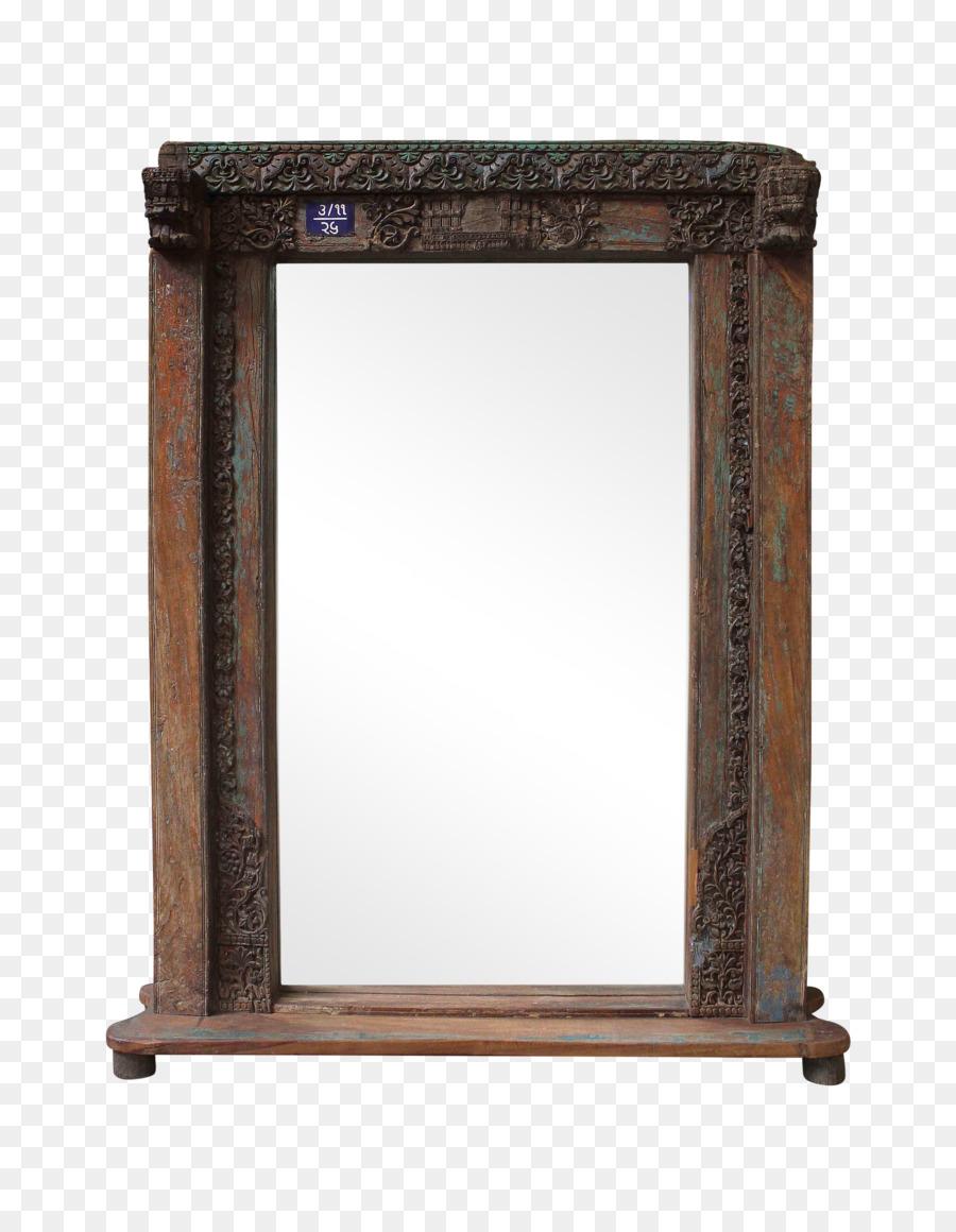 Espejo Marcos De Encuadre Rectángulo De Madera - marco de madera ...