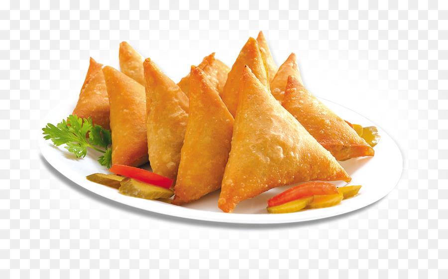 South Indian cuisine Samosa Paratha Wrap - Samosa png ...