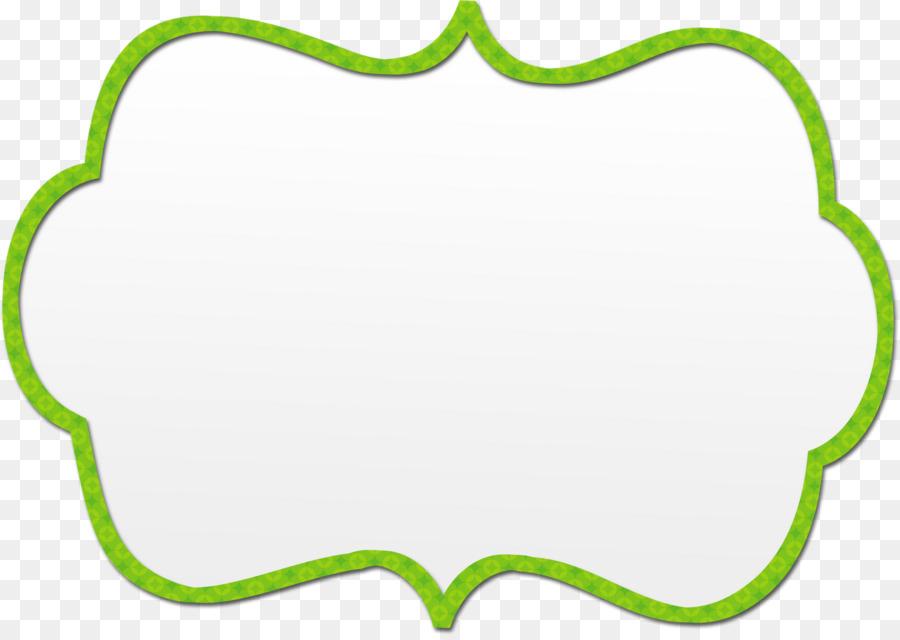 Kindergarten Pre-school First grade Classroom - green frame png ...