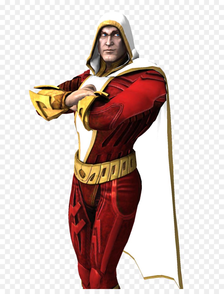 Injustice Gods Among Us 2 Captain Marvel Hawkgirl Superman