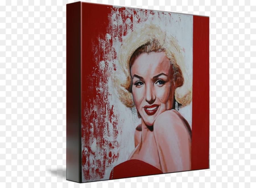 Modern art Portrait Poster Picture Frames - marilyn monroe png ...