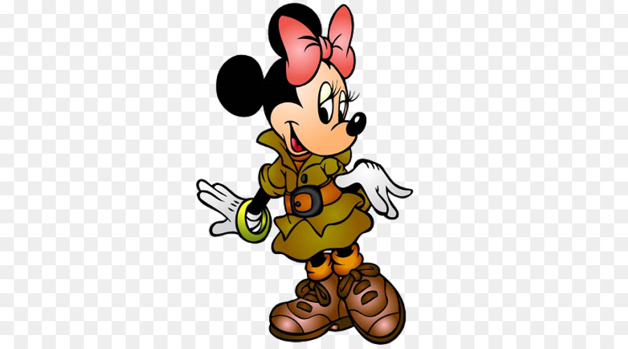 59355db945f16 Minnie Mouse Mickey Mouse Pluto Donald Duck Clip art - safari png ...