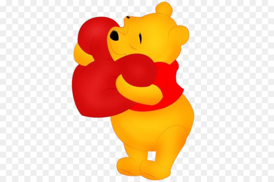 c17749b5e98f Winnie the Pooh Piglet Tigger Valentine s Day Clip art - winnie pooh png  download - 600 600 - Free Transparent Winnie The Pooh png Download.