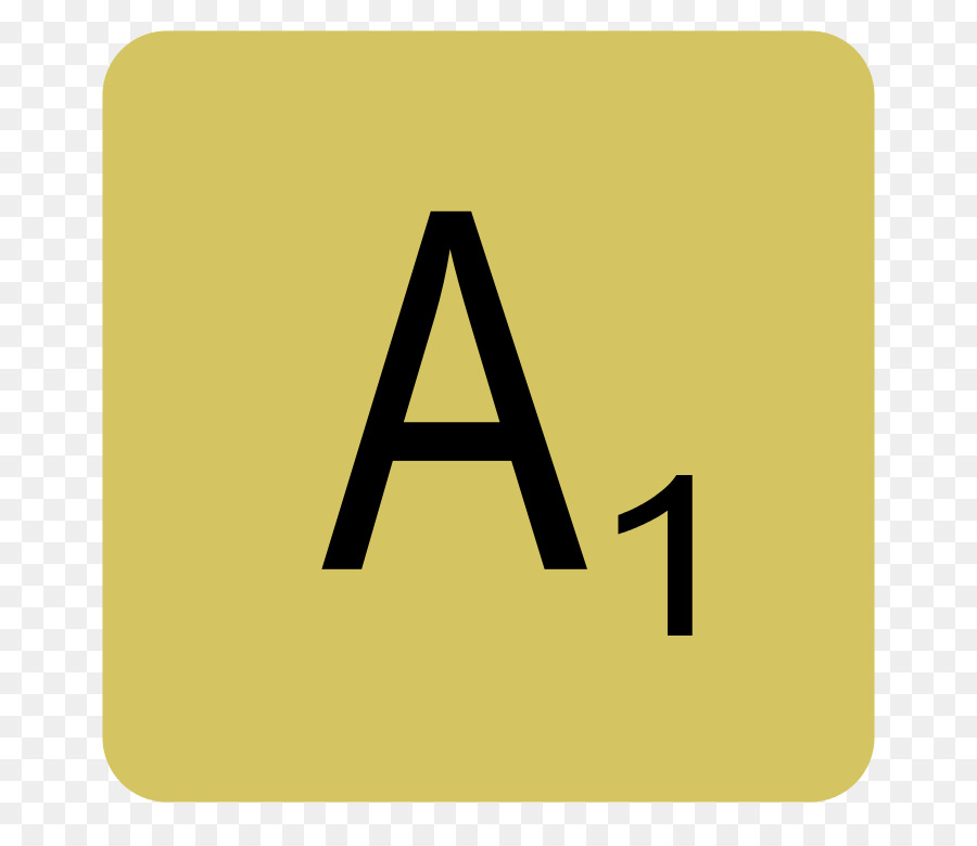 Words With Friends Scrabble Letter Distributions Wiki Letter A Png