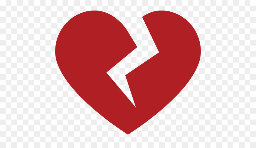 Broken Heart Emoji Symbol Emoticon Broken Heart Png Download 512