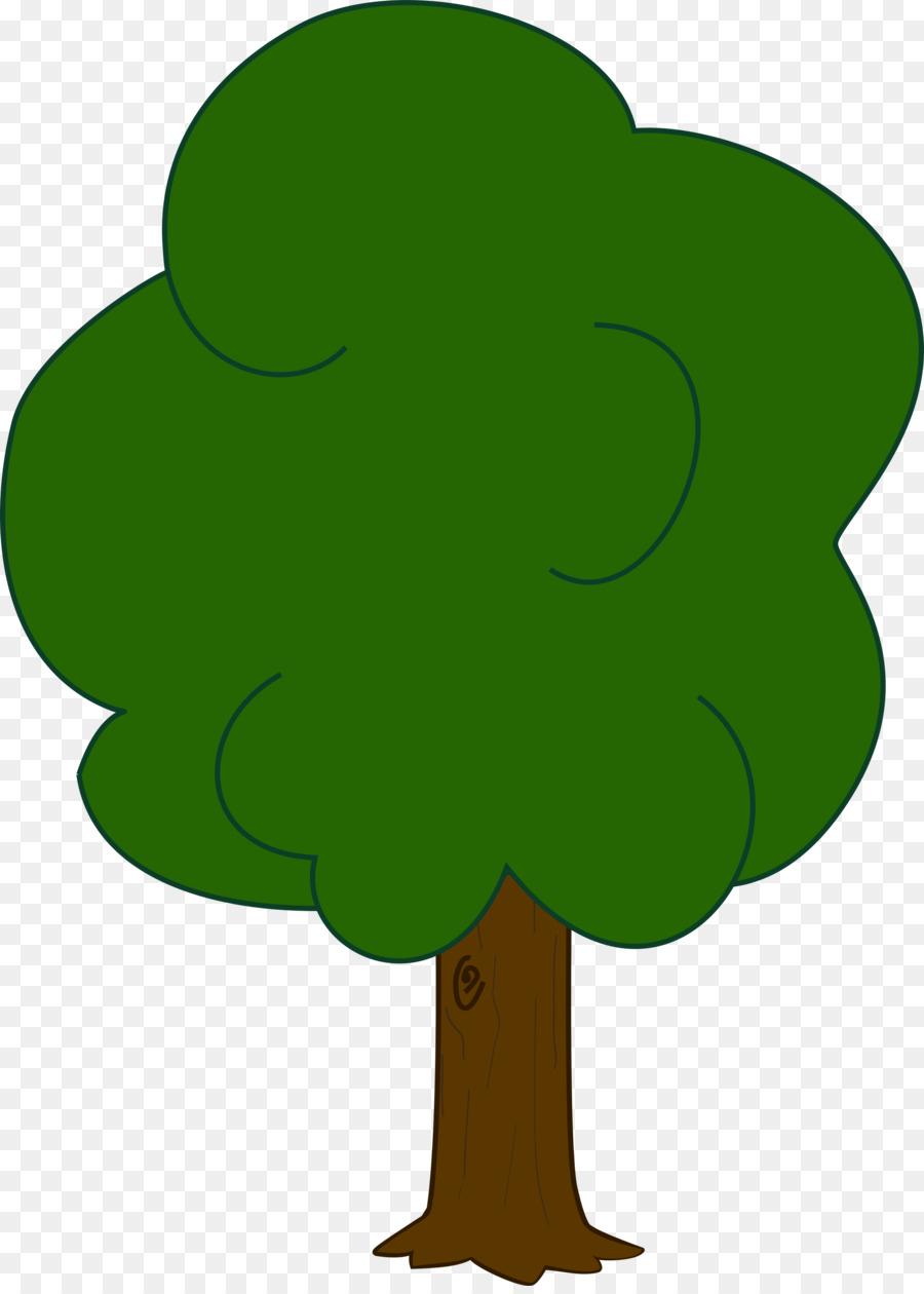 oak tree cartoon clip art cartoon tree png download 2000 2783 rh kisspng com Oak Tree Wall Oak Tree Drawings