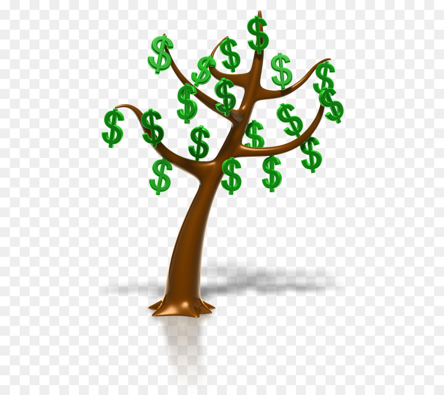 Finance Tree: Money Animation Business Investment Finance