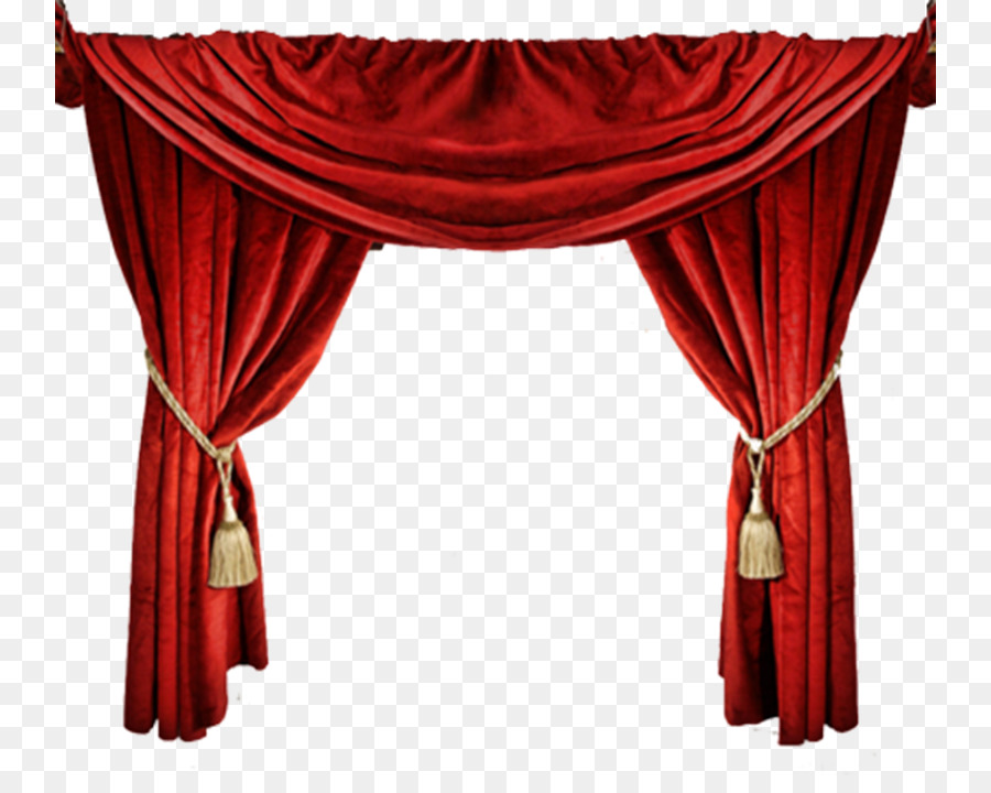 Window Theater Drapes And Stage Curtains Light