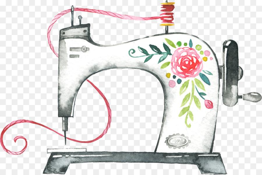 Sewing Machine Paper Craft
