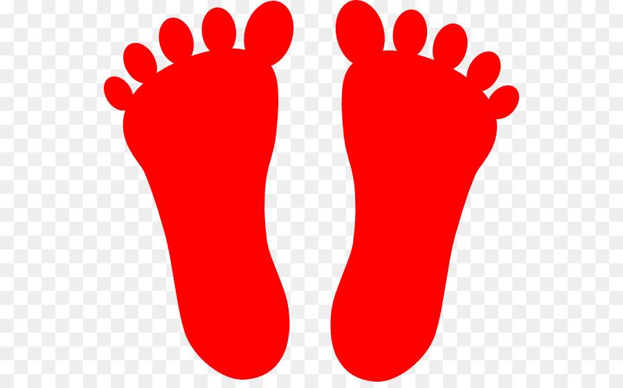 bigfoot footprints clip art footprint png download 600 551 rh kisspng com