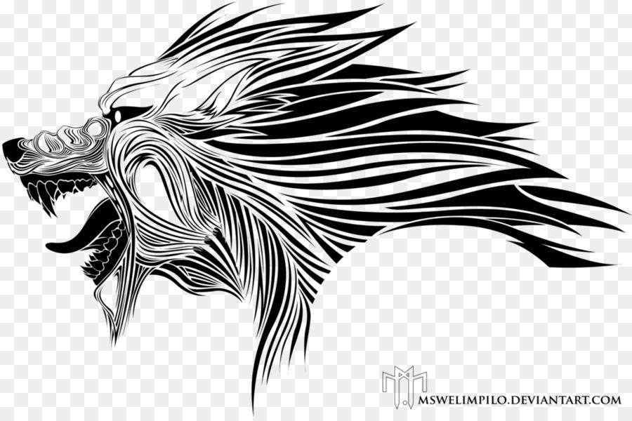 2992d9ac ARK: Survival Evolved Gray wolf DeviantArt Werewolf Tribe - tribal ...