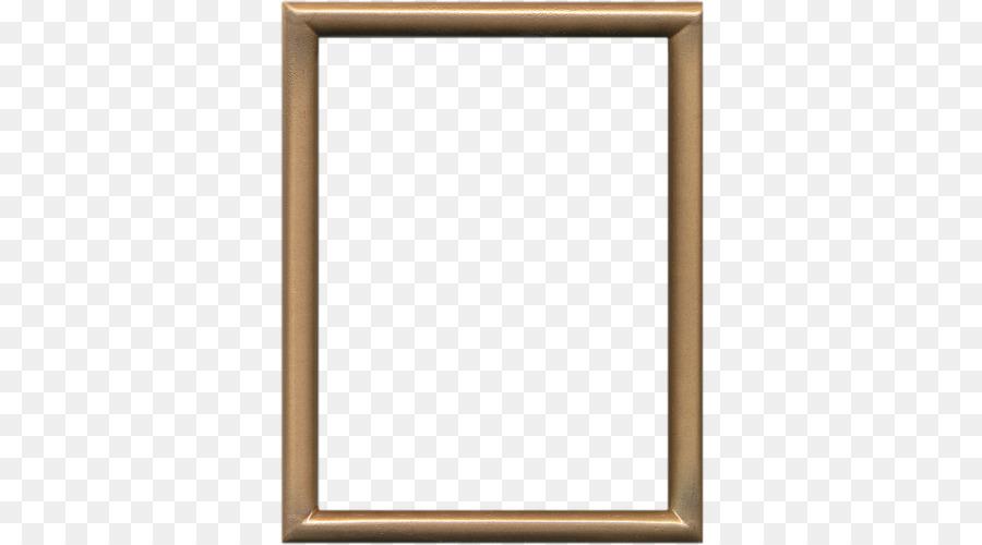 Picture Frames Bronze Molding Door Hardwood Rectangle Border Png
