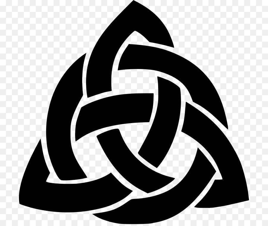 Celtic Knot Triquetra Celts Symbol Celtic Png Download 774754