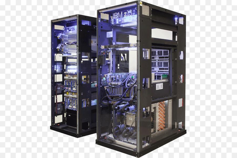 Mainframe computer IBM z13 IBM mainframe - ibm png download - 519 ...