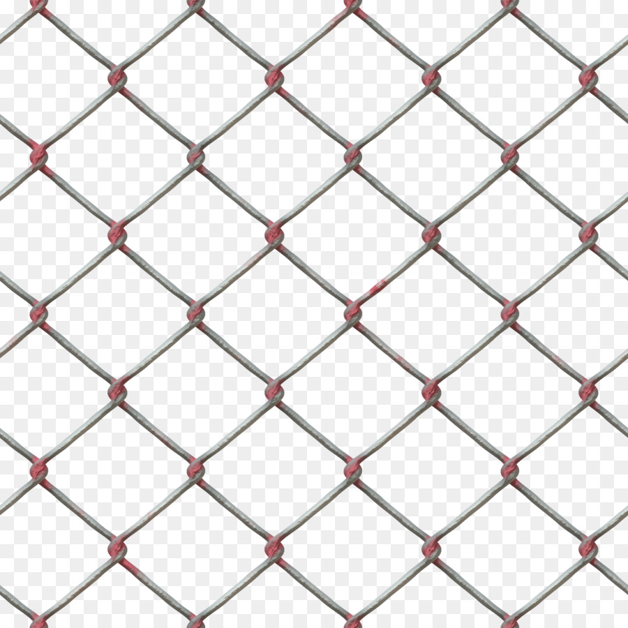 Chain-link fencing Fence Wire Metal - mesh texture png download ...