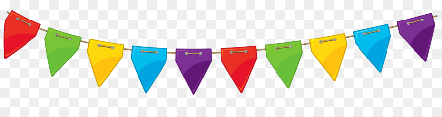 Serpentine Streamer Birthday Clip Art Birthday Banner