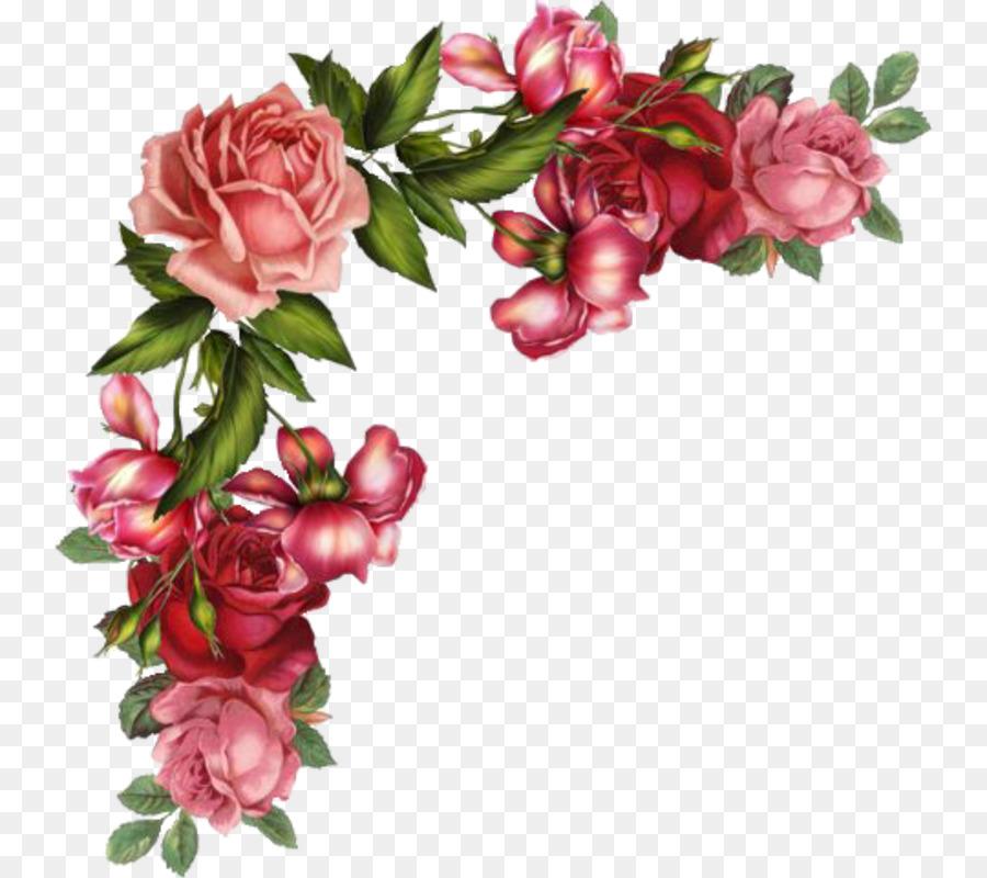 Rose Flower Digital Image Clip Art