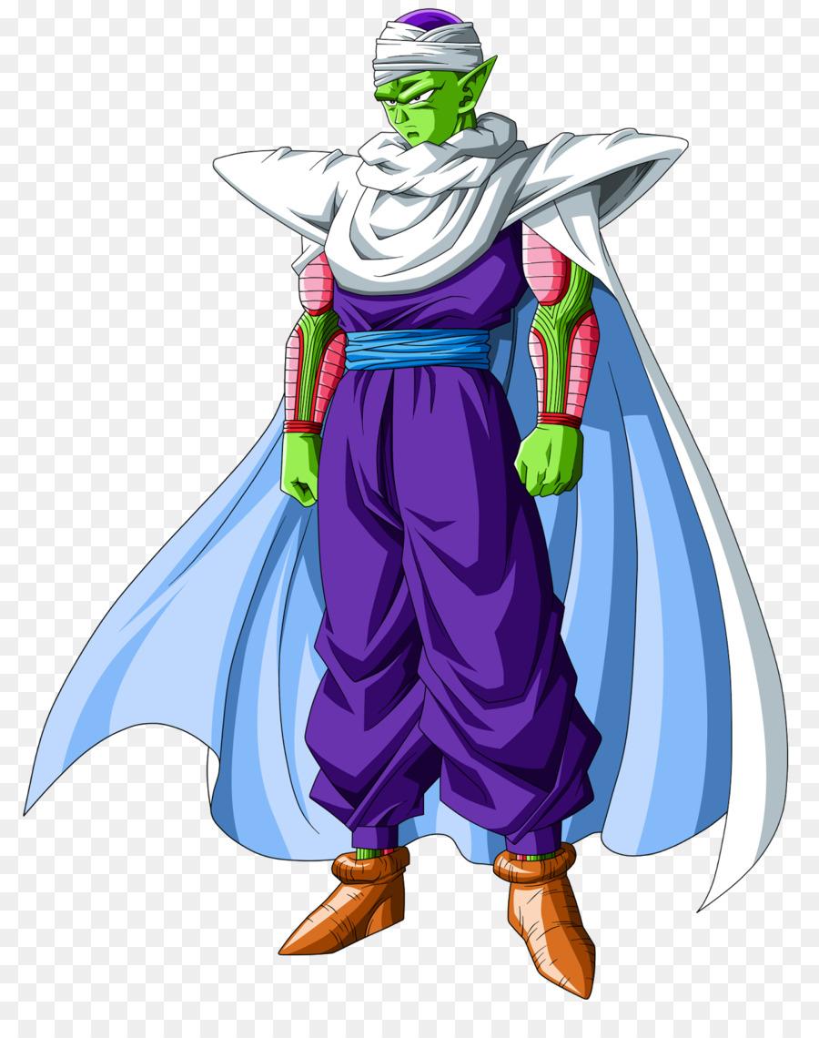 Dragon Ball Fighterz Piccolo Goku Gohan Freezer Kleine Png