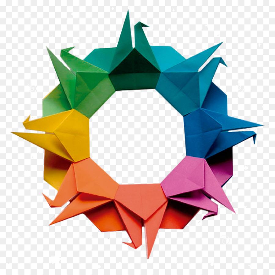 Origami Paper How To Make Crane