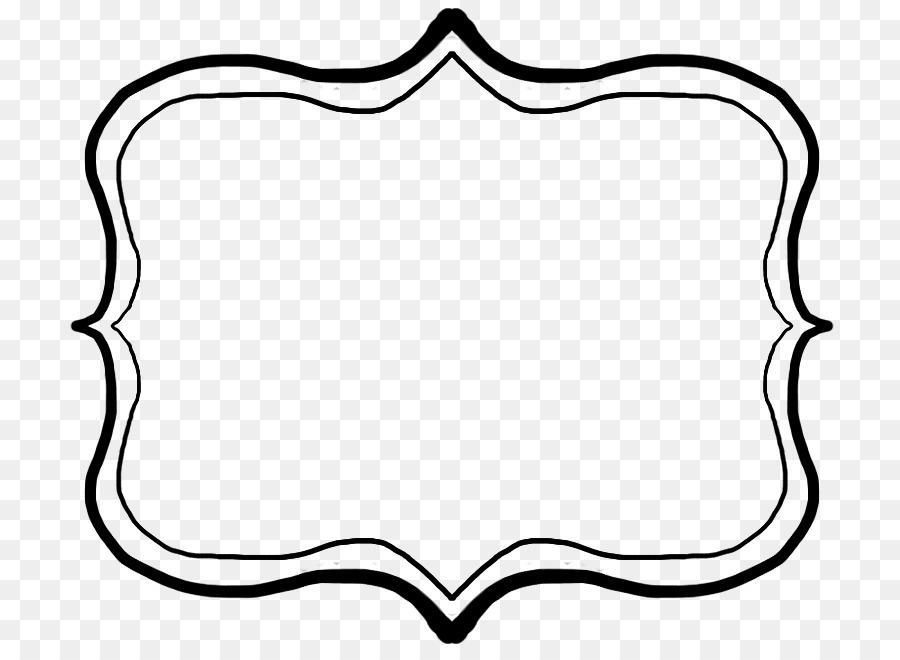 Picture Frames Digital photo frame Clip art - text border png ...