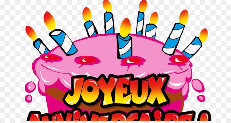 Geburtstagstorte Happy Birthday To You Party Bon Anniversaire