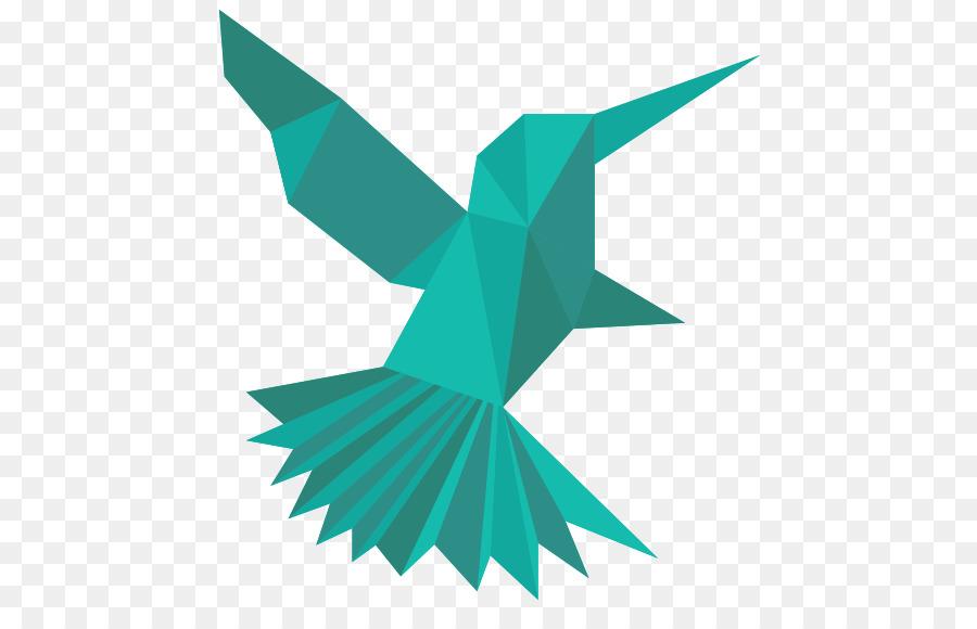 9 Birds Paper Crane Origami