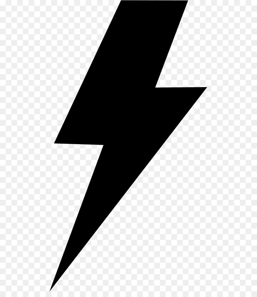 Lightning Thunderbolt Symbol Thunder Png Download 5531023