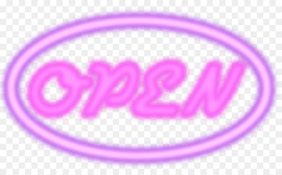 Neon Circle png download - 1024*630 - Free Transparent Neon