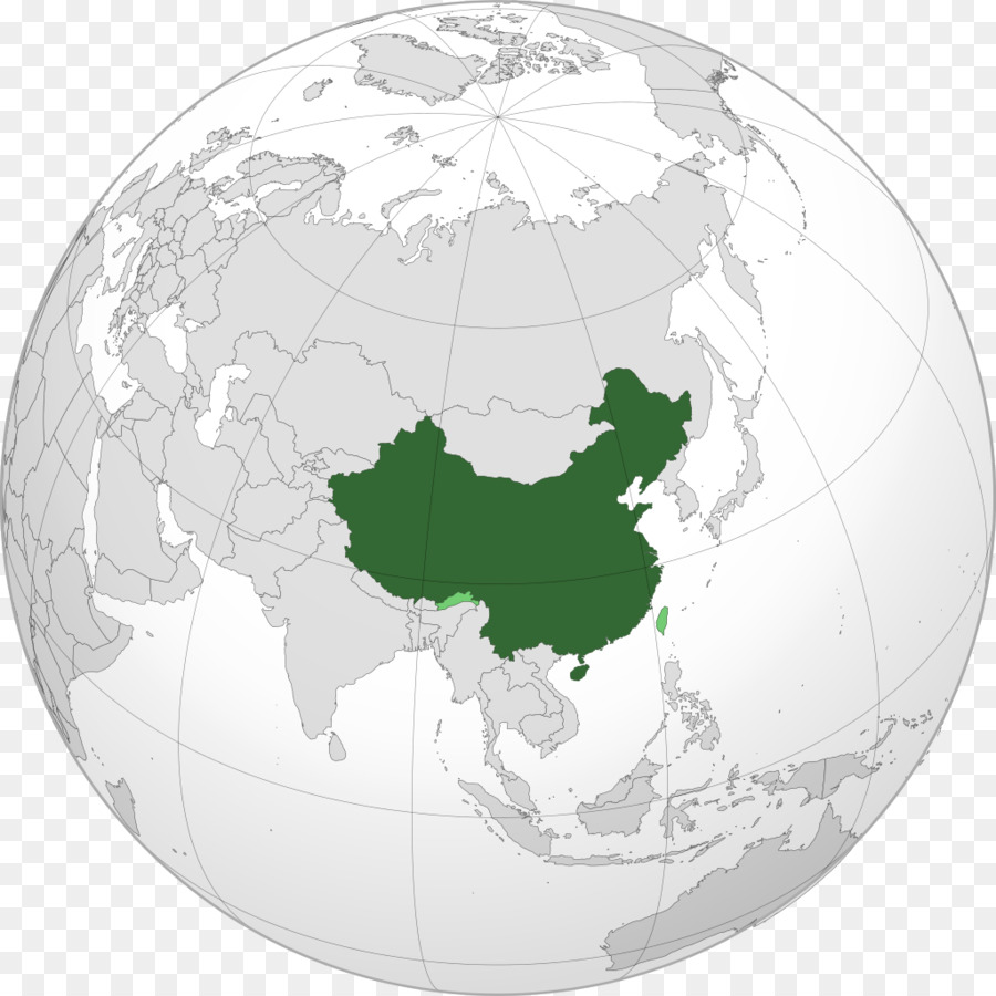 China Europe World Map Globe Great Wall Of China Png Download