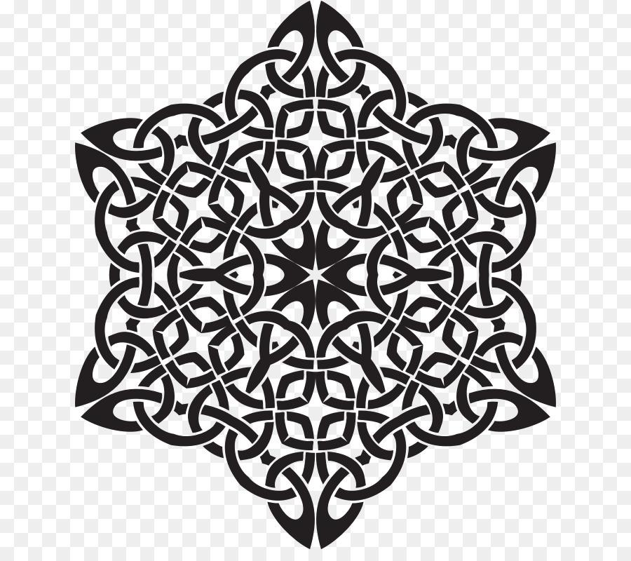 Nudo celta de Símbolos Celtas Patrón - celta Formatos De Archivo De ...