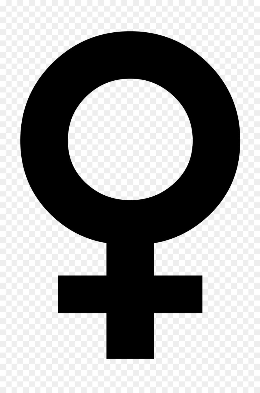 Gender Symbol Female Female Png Download 10001500 Free