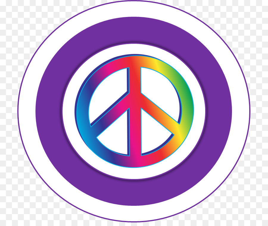 Summer Of Love Hippie Peace Symbols Party Hippie Png Download