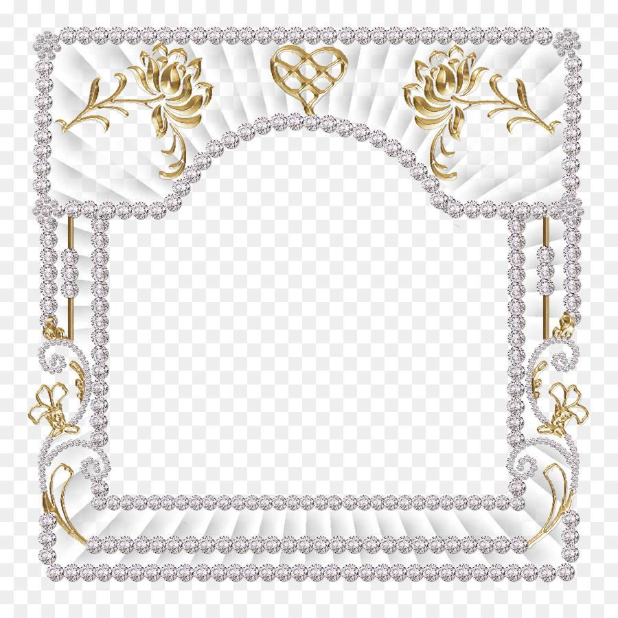 Picture Frames Bling-bling Clip art - bling png download - 1000*1000 ...