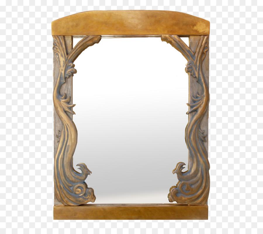 Picture Frames Mirror Furniture - wood frame png download - 598*800 ...