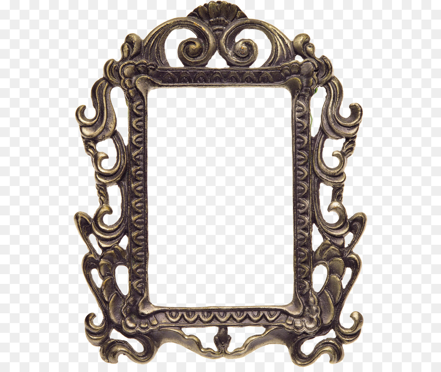 Picture Frames Photography Digital Photo Frame Baroque Png